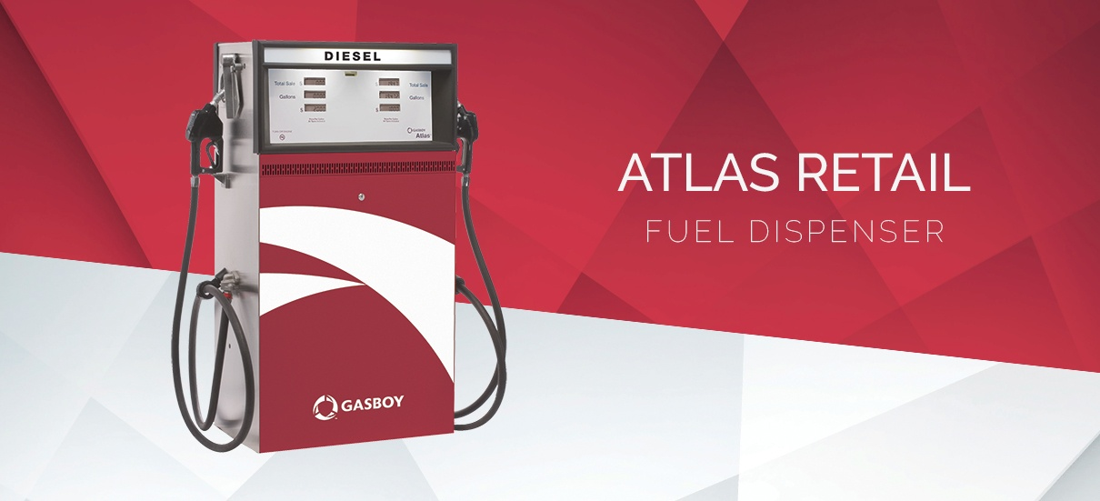 Atlas Retail Dispensers